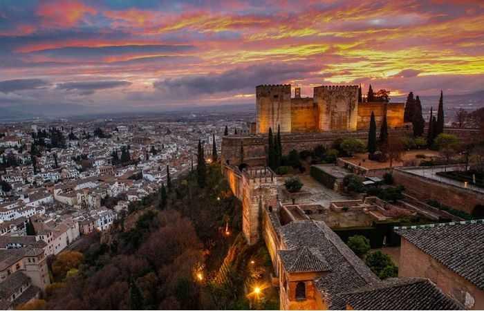 знакомства в испании кордова