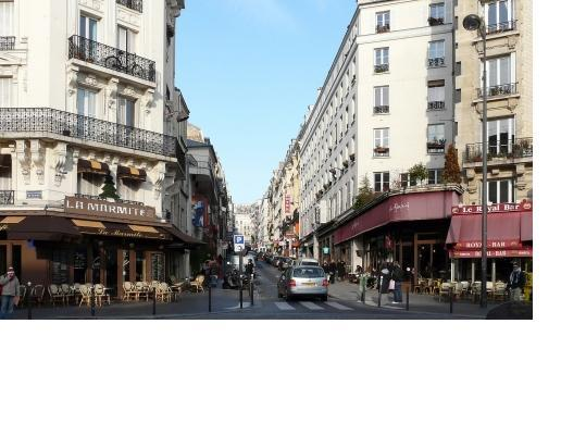 Rue des martyrs for Miroir rue des martyrs