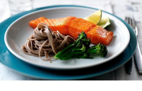 Блюда из Лосося — 21 рецепт с фото. Как приготовить лосося? | 389x608