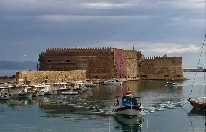 Где искупаться - Агентство отдыха на Крите, Греция - Ираклион Ру | 450x700