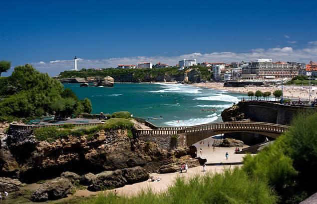 Юго-запад Франции фото