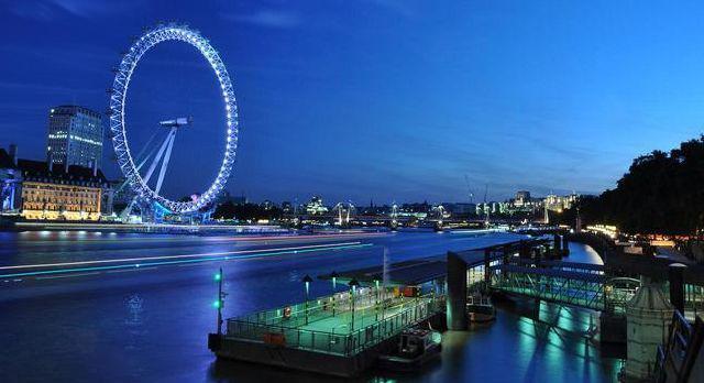 Круиз по Темзе фото