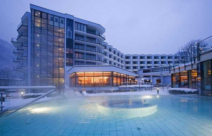 EurothermenResort Bad Ischl Hotel Royal Бад Ишль Австрия
