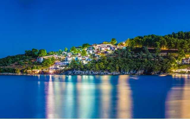 Adrina Beach, отдых на пляжах Греции