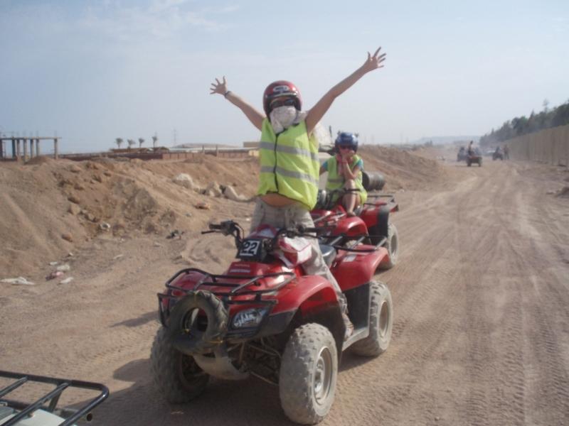 Экскурсия в пустыню Хургада