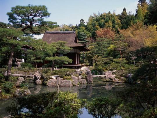 Храмы Киото