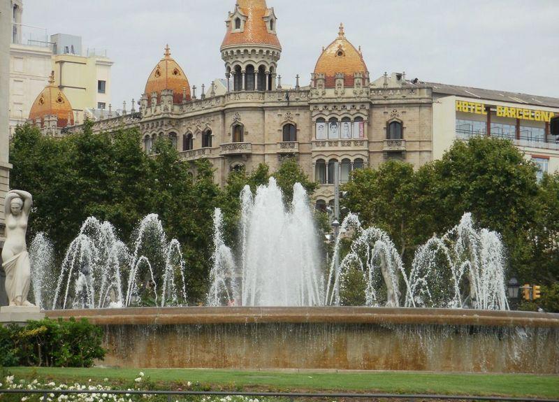 Детский отдых Барселоне