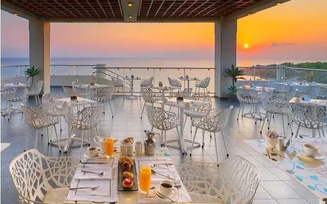 Elysium Resort Spa, лучшие пляжные курорты Греции