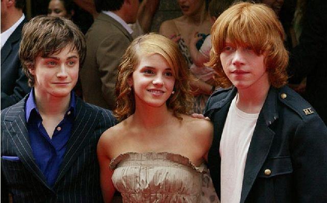 Гарри поттер узник актеры и роли эмма уотсон со стрижкой