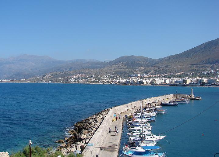 отдых в греции крит