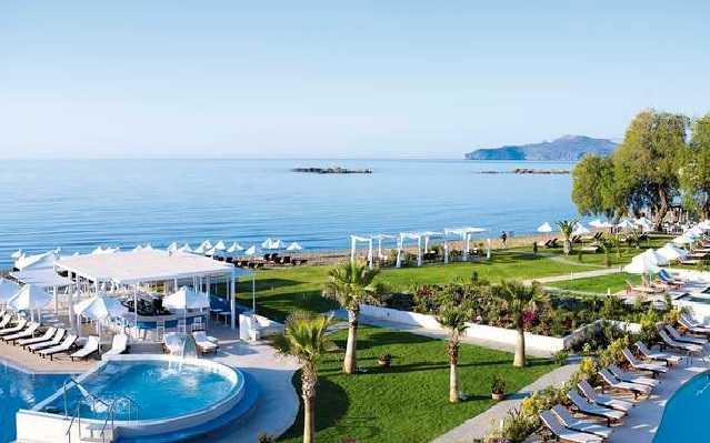 Grecotel Kalliston Resort, отдых в Греции 2018