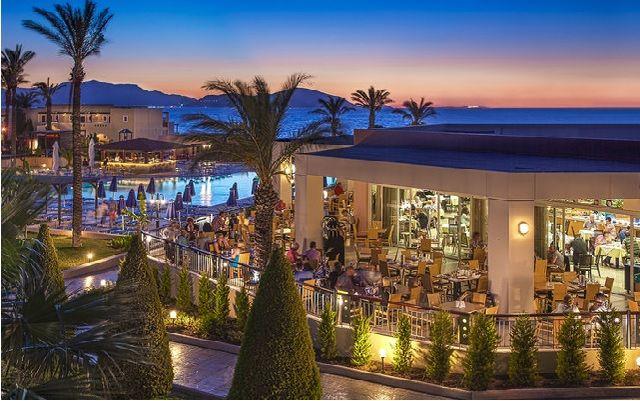 Horizon Beach Resort, остров Кос Греция