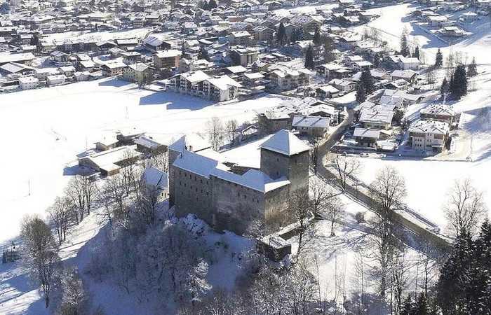 Château de Kaprun, photo