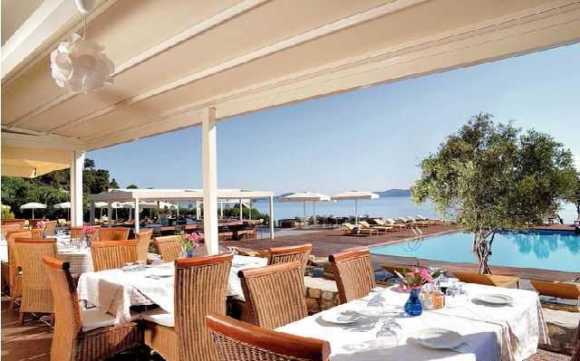 Kassandra Bay Hotel, лучшие места для пляжного отдыха в Греции 2018