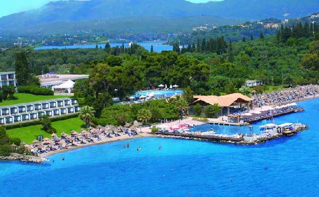 Kontokali Bay Resort Греция отдых 2018