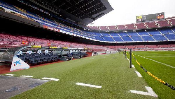 стадион Камп Ноу Барселона