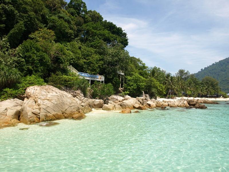 Лучшие места Малайзии