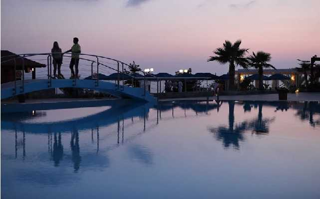 Nana Beach Hotel, лучшие места для отдыха в Греции