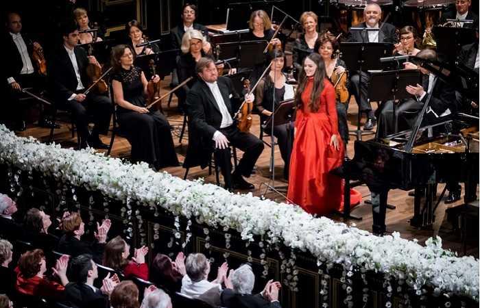 Новогодние концерты в Будапеште