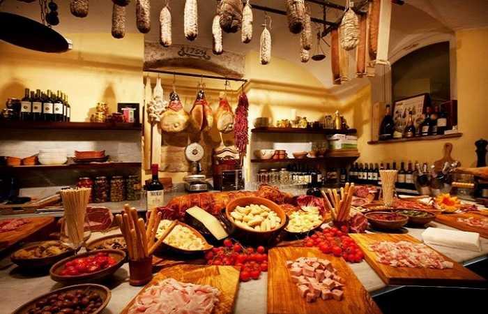 Популярные рестораны н Новый год в Будапеште