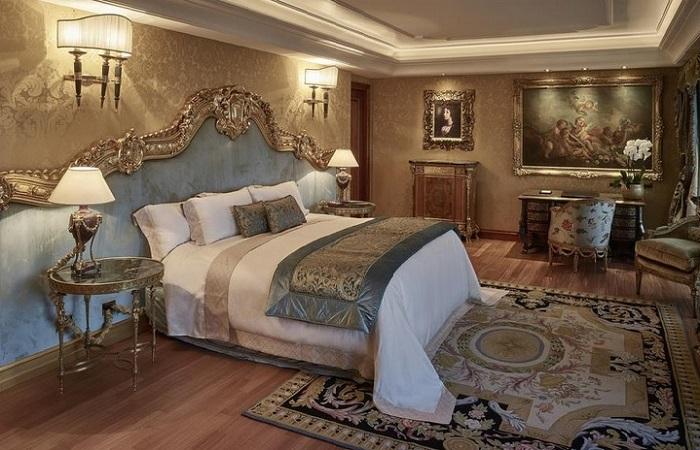 Рим отель Rome Cavalieri, A Waldorf Astoria Resort фото