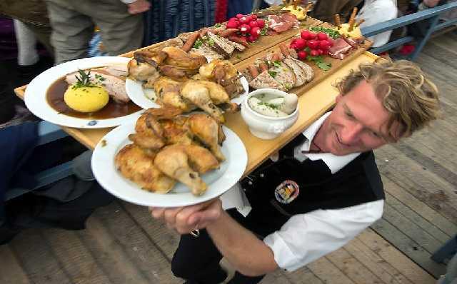 Немецкая кухня и Октоберфест