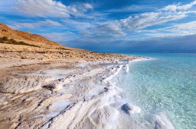 фото мертвое море иордания