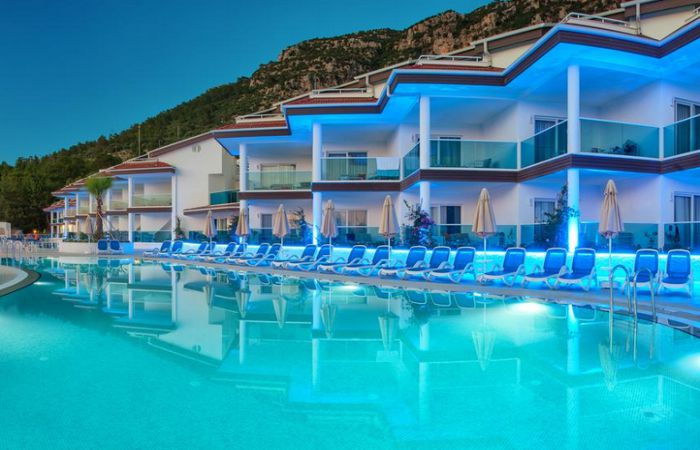 Олюдениз отели, фото Garcia Resort & Spa - Ultra All Inclusive