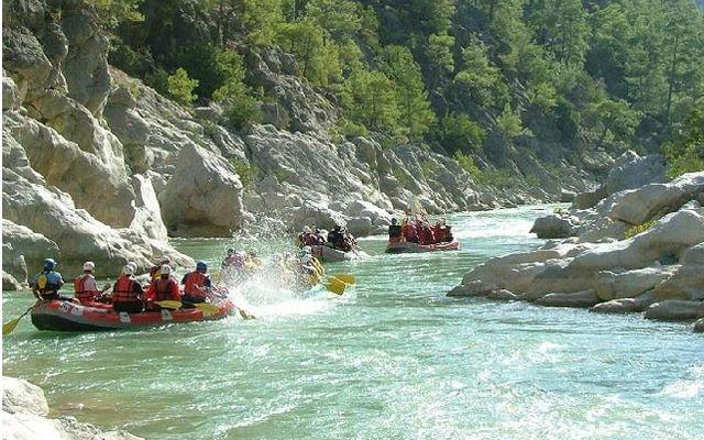 список рек турции