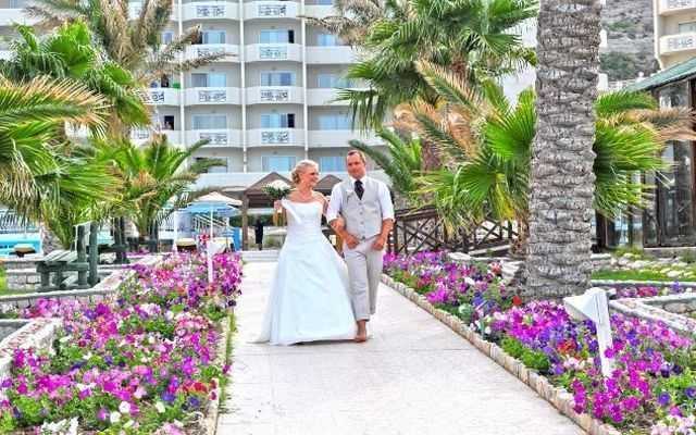Rodos Palladium, лучший пляжный отдых в Греции 2018