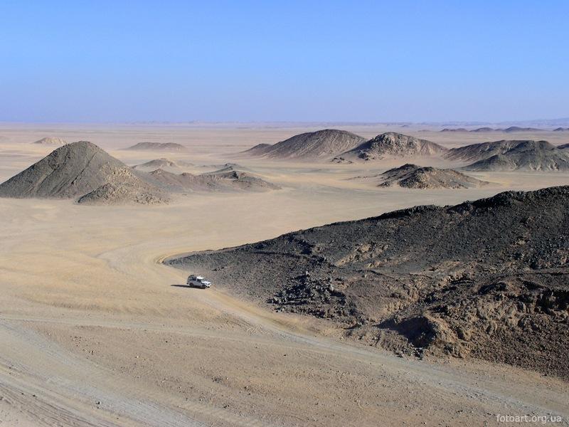 Джип сафари в Египте