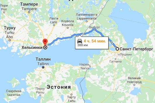 Helsinki Karta