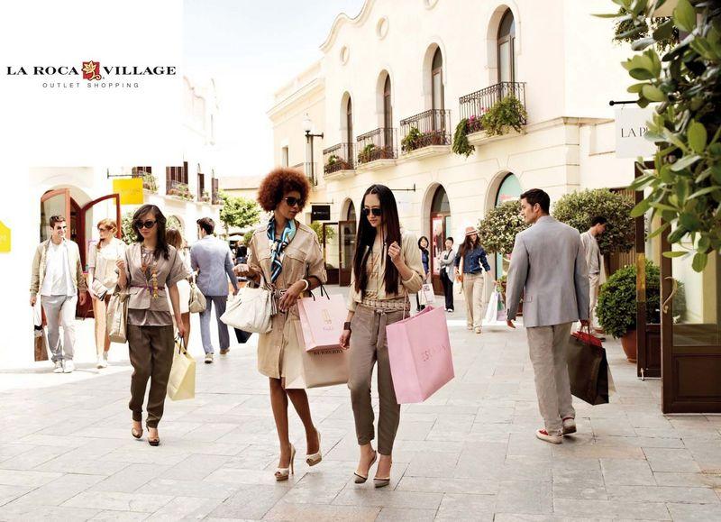 Покупки в Барселоне
