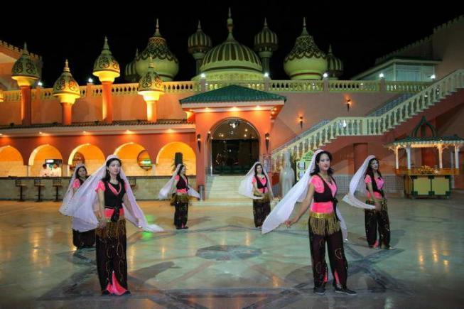 Шоу 1001 ночь Хургада