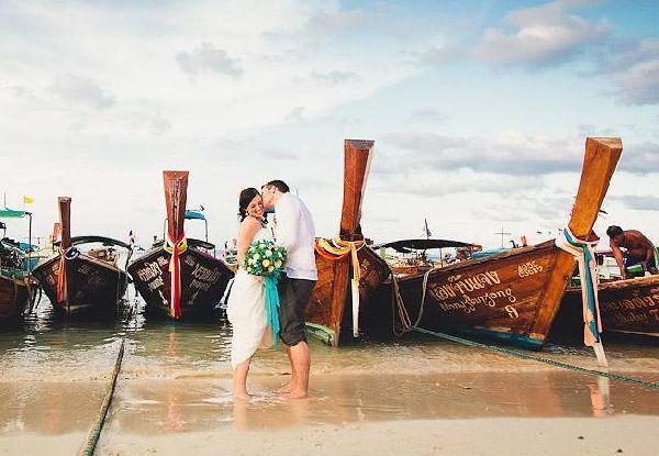 Свадьба в Таиланде - Оператор свадебных путешествий