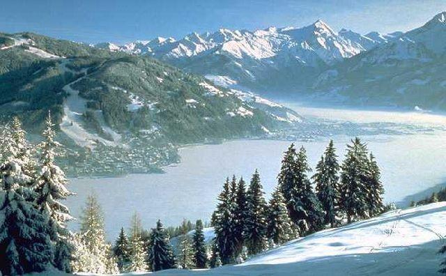Zell am See) - горнолыжный и