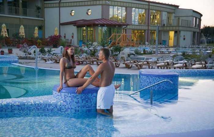 Залакарош, термальные курорты Венгрии