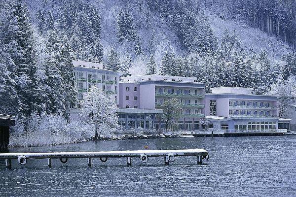 Термальные курорты Австрии, Вармбад Филлах