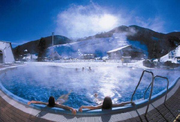 Термальные курорты Австрии, Бад Кляйнкирххайм