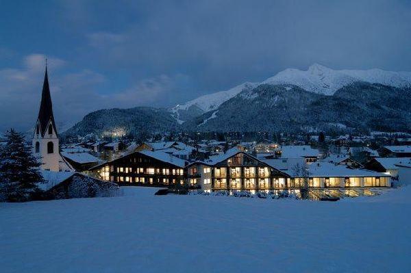 Бад Вальтерсдорф, термальные курорты Австрии зимой