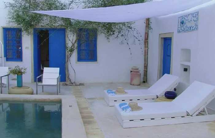 тунис риксос джерба