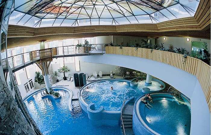 Залакарош отели, MenDan Magic Spa Wellness Hotel
